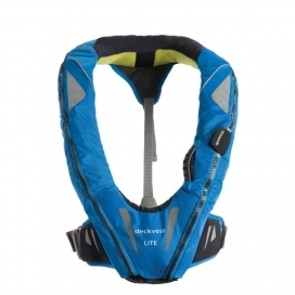 Spinlock Deckvest Lite 170N Lifejacket Pacific Blue