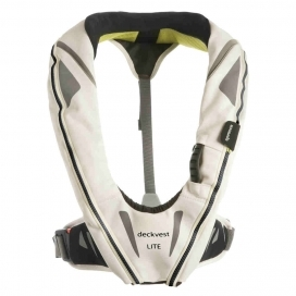 Spinlock Deckvest Lite 170N Lifejacket Tropic White