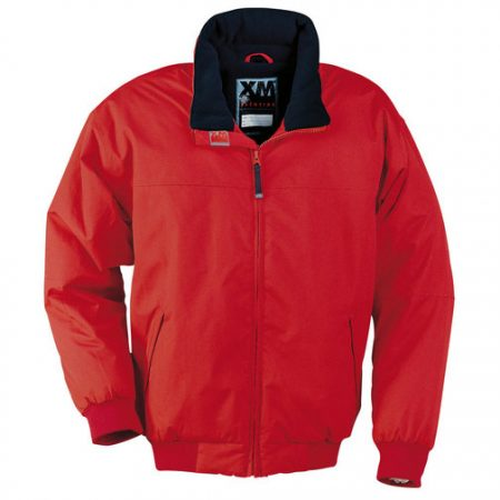 XM Yacht Jacket - Red